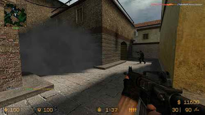 Counter Strike source compressed