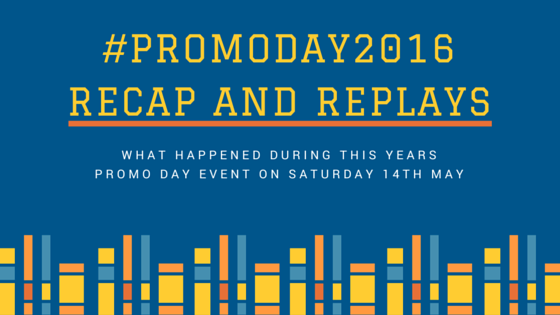 #PromoDay2016 Recap and Replays