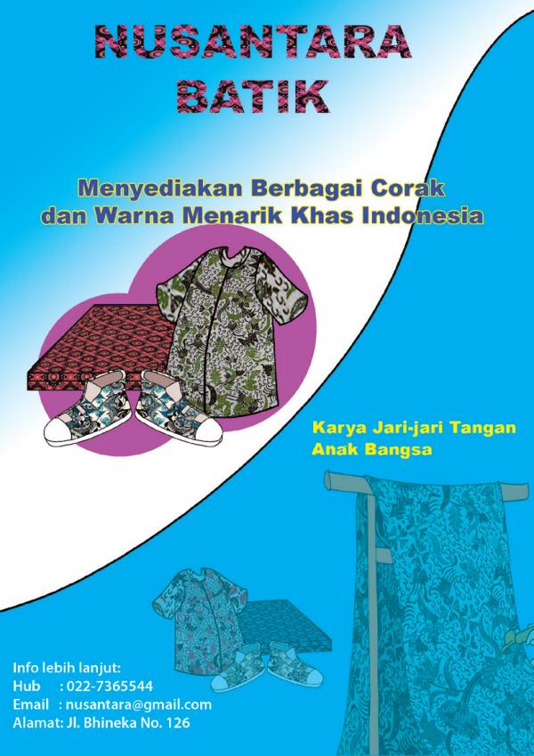 Bagaimana Produk Batik Bisa Mendunia Tema 4 Subtema 1