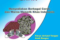 Bagaimana Produk Batik Bisa Mendunia, Tema 4, Subtema 1, Pembelajaran 2