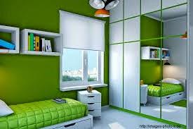 cuarto verde juvenil