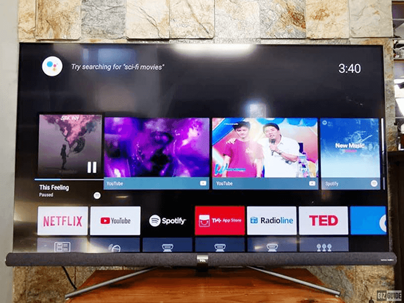 TCL C6 55-inch 4K UHD HDR Smart TV arrives in the Philippines, priced!