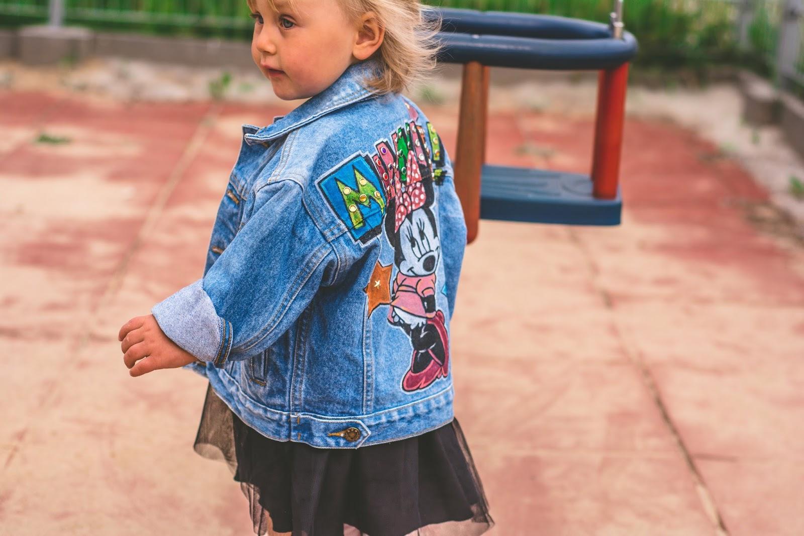 children's jeans jacket