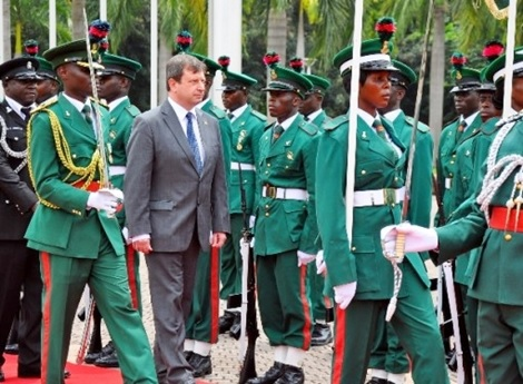 We're Ready to Repatriate Massive Funds Looted by Nigerians - British High Commissioner
