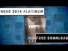 Nero 2014 Platinum Free download full version