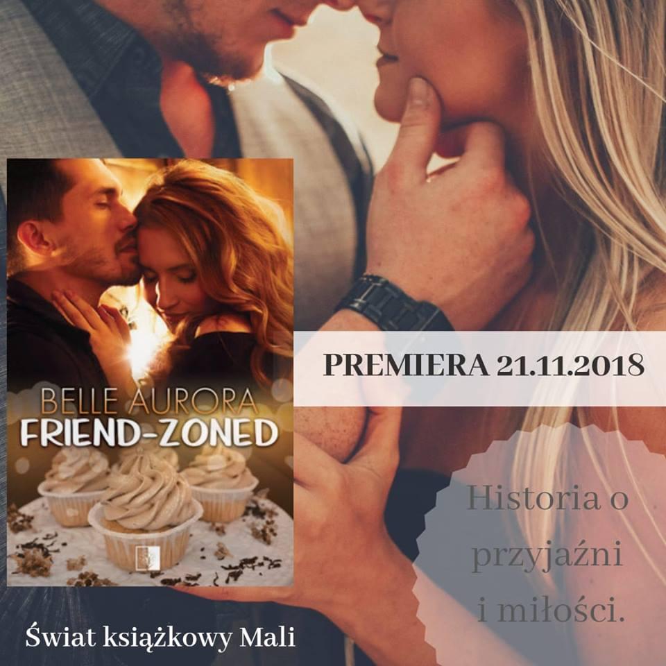Belle Aurora - Friend-Zoned - Wydawnictwo NieZwykłe - Zapowiedź