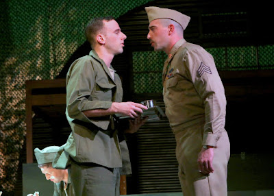 CT Theater Review: Biloxi Blues-- Ivoryton