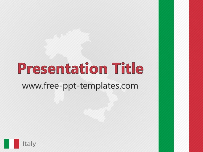 italy presentation The climate varies considerably from the north to the south of italy in the north of  the country - the area between the alps and the tuscan-emilian apennines.