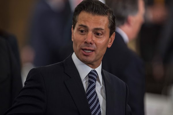 'Los recursos del Fonden no son infinitos', dice Peña Nieto.