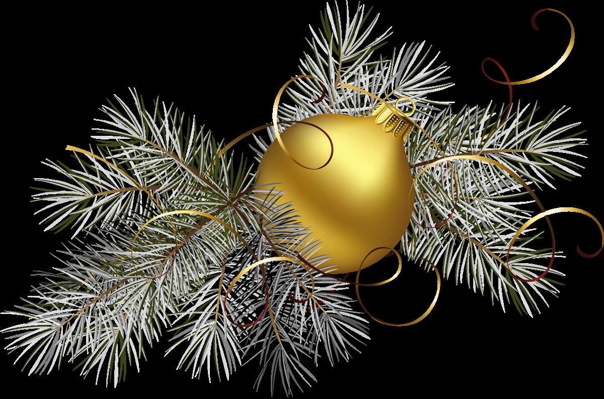 Free Christmas PNG Clipart - Kishore Babu Yarlapati Designs
