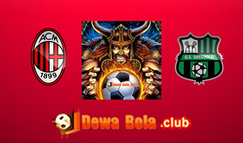 Prediksi Sassuolo VS AC Milan 26 Februari 2017
