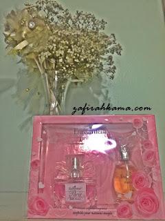 enchanteur, wangian mewah, edt, mini edt, cute packaging, small size, paris, perfume murah dan wangi, mudah dibawa, senang dimasukkan ke dalam handbag
