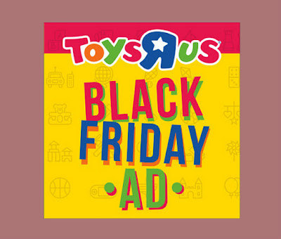 ToysRUs Black Friday 2017 Ad
