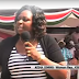 Kilifi Women representative Aisha Jumwa talk tough against gender imbalance in politics.