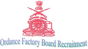 Recruitment Ordnance Factory Board