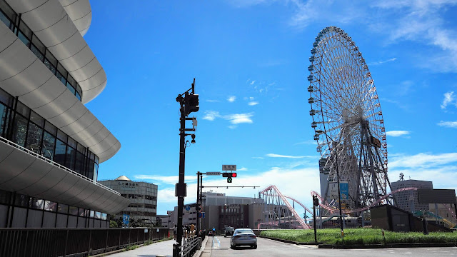 多摩川右岸を多摩水道橋からスタートして二ヶ領用水~鶴見川沿いに鶴見に出て、横浜~横須賀~江ノ島~藤沢へ走るサイクリングコース