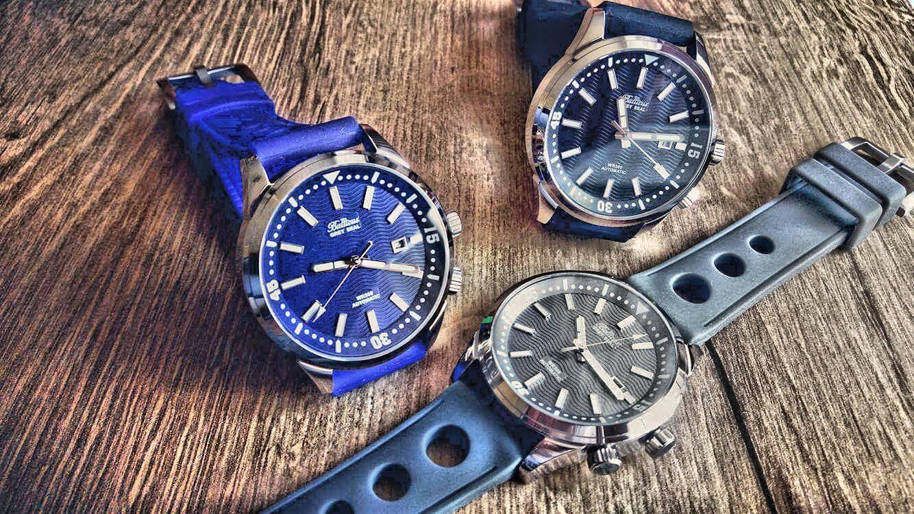0fa59338b435e2 Obecnie projektowane przez niego zegarki produkowane są w krótkich seriach  w Hong Kongu, jednakże od 2017 roku ma się to zmienić - czasomierze mają  być ...