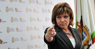 En Xalapa detienen a Gina Dominguez ex vocera de JavierDuarte