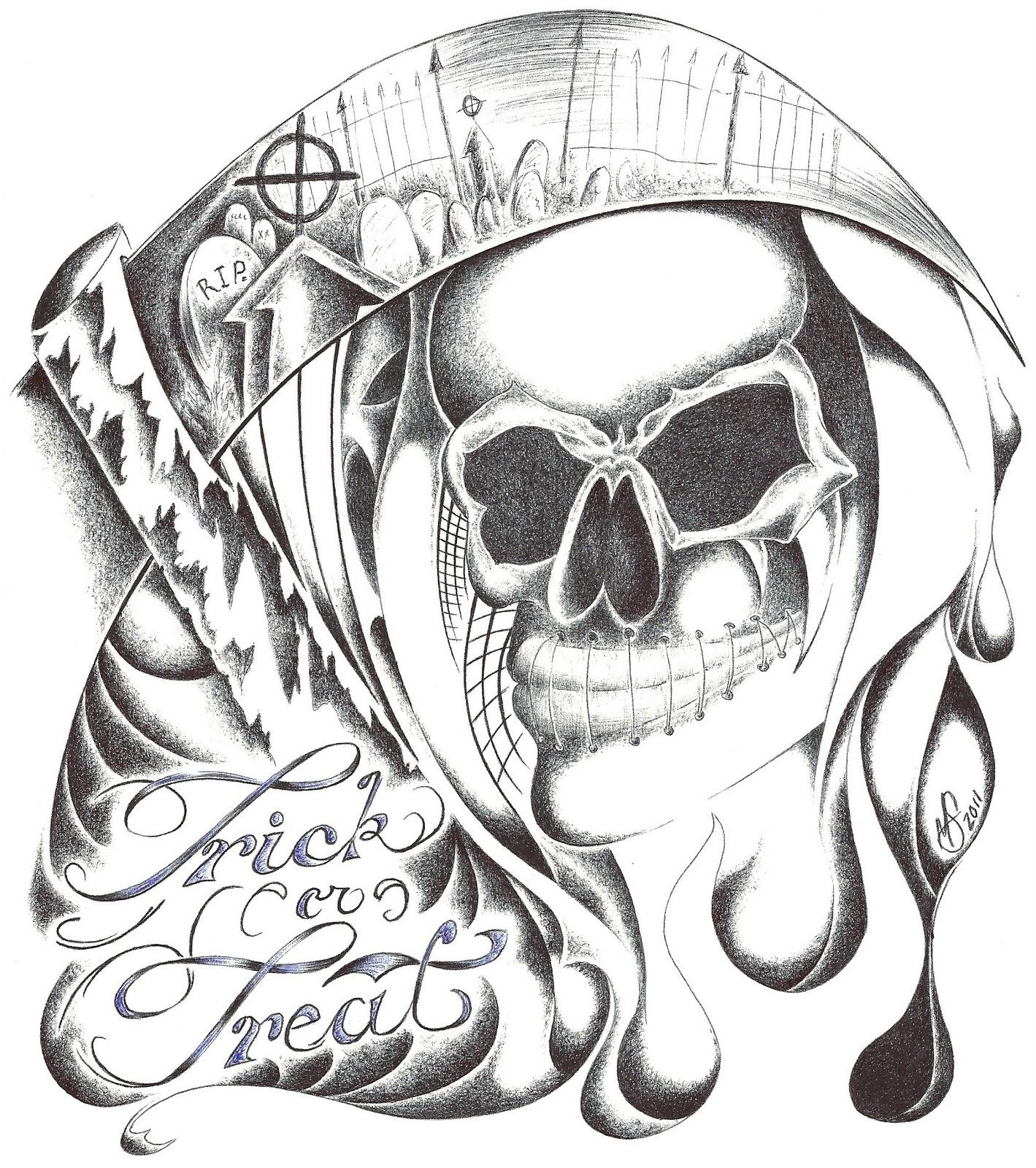 Hooligan Drawings Gallery