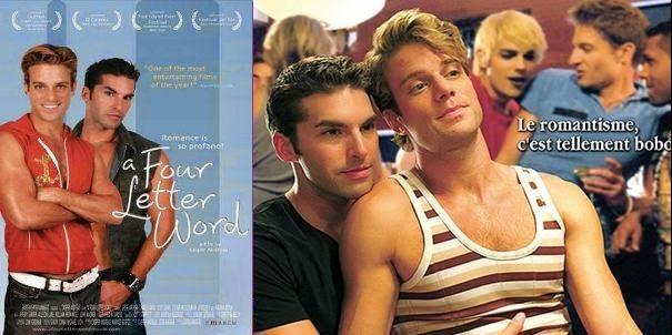 A four letter word, película