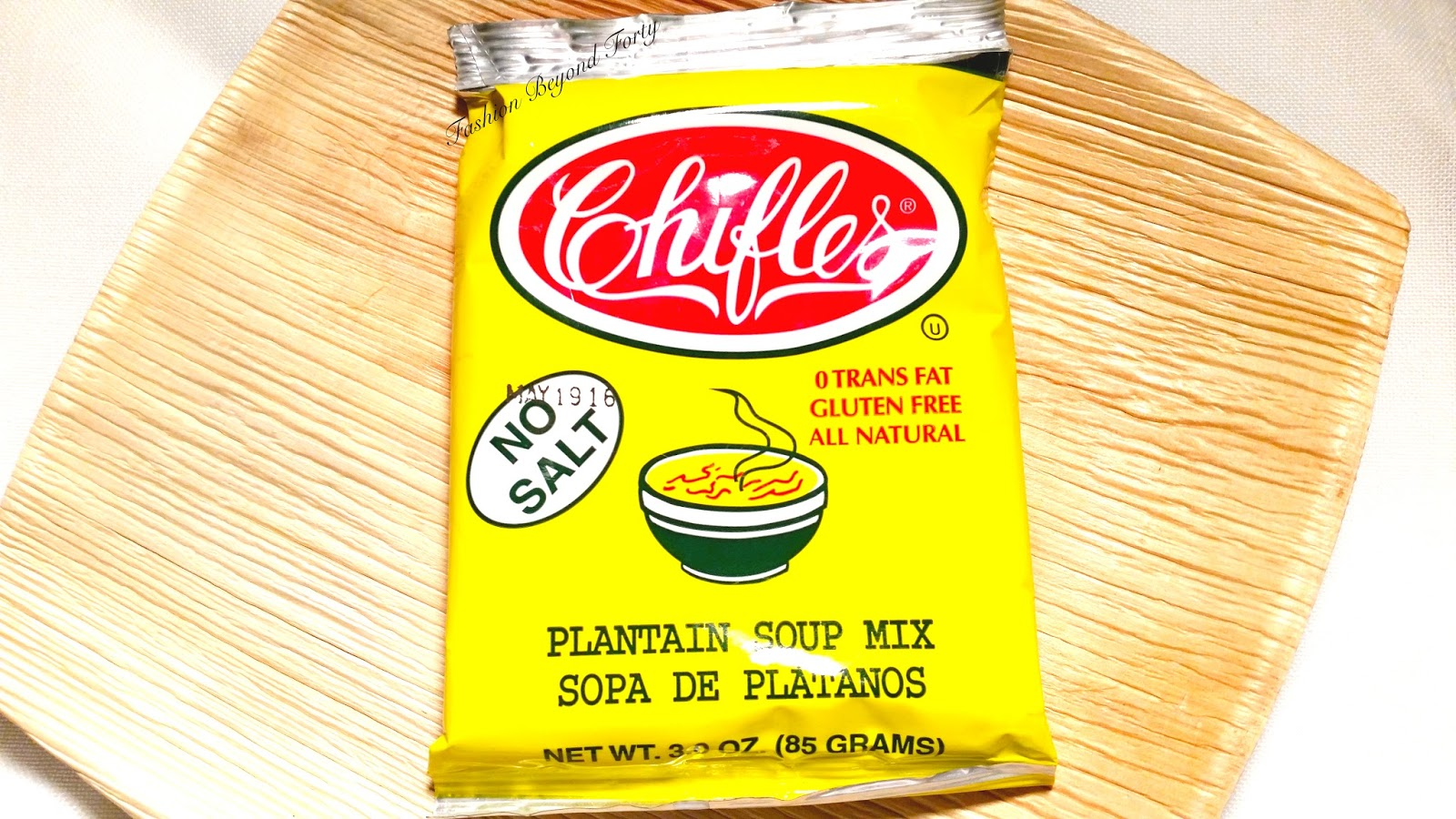 Chifles Plantain Soup Mix in the Auela Mami Cuban Subscription Box