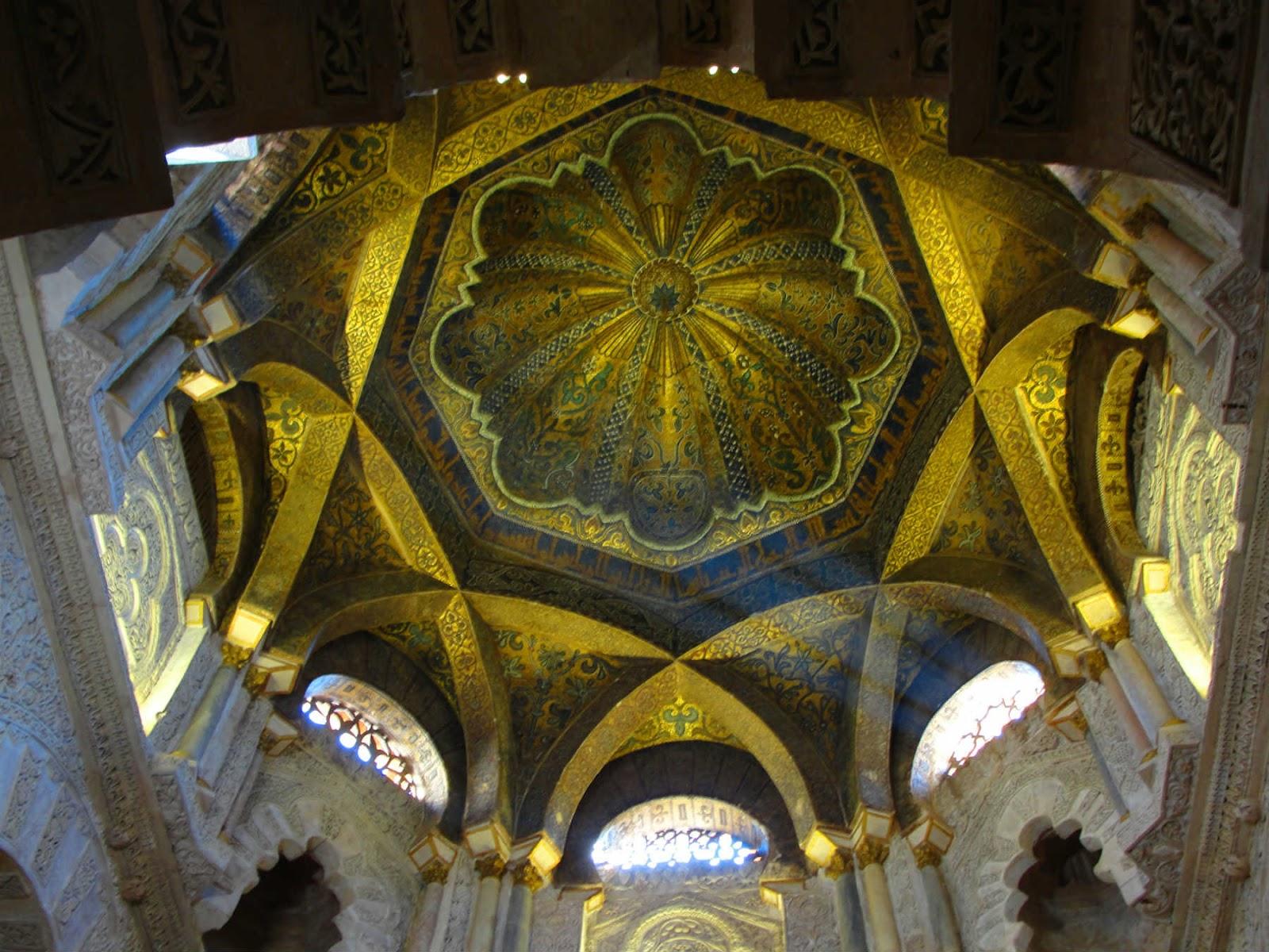 Catedral-Mesquita de Córdoba, Espanha.