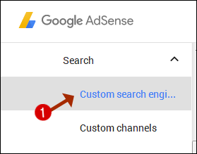 blog me adsense search box kaise lagaye