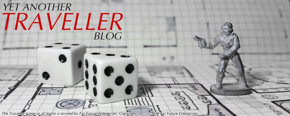Yet Another Traveller Blog