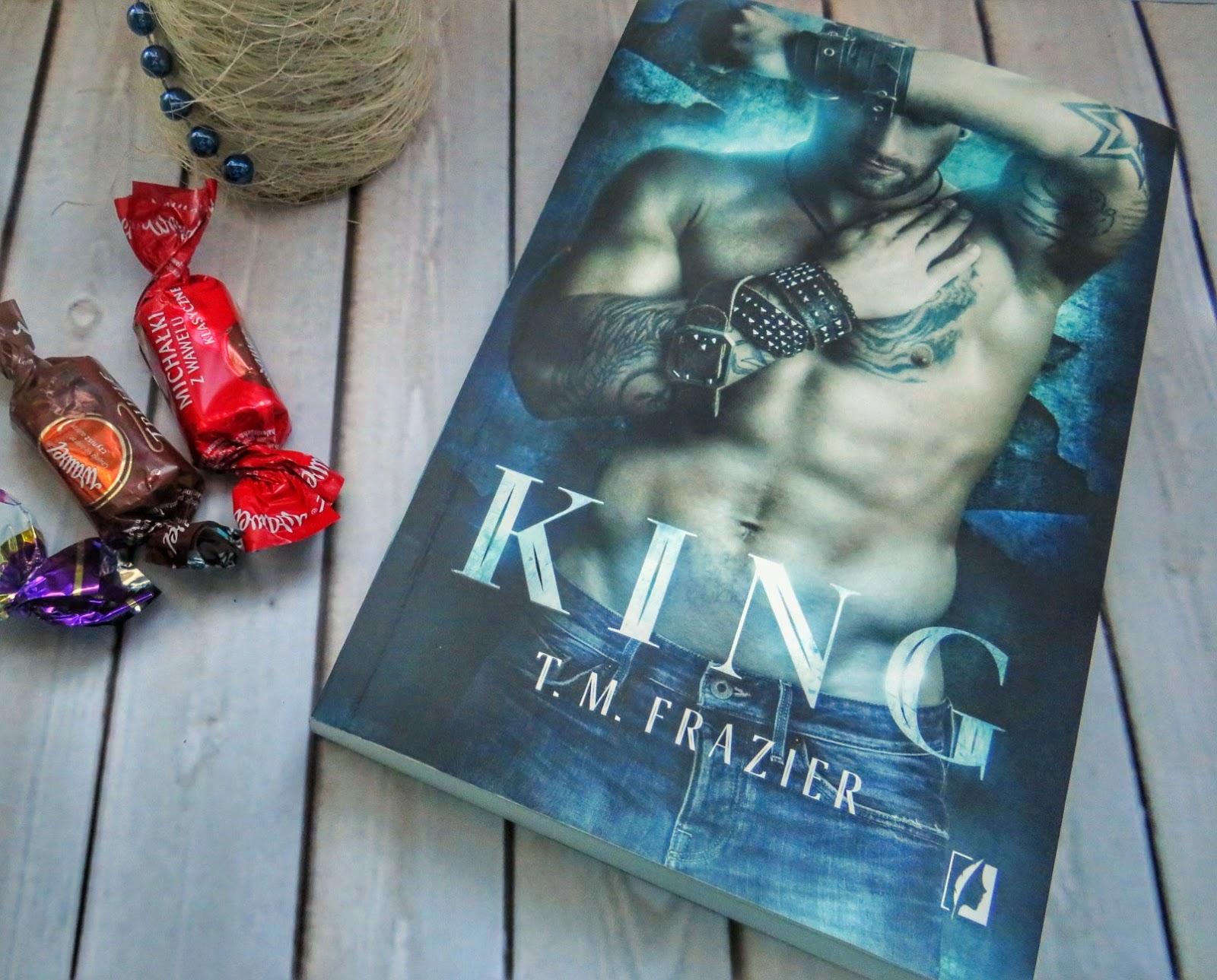 King - T.M. Frazier - recenzja