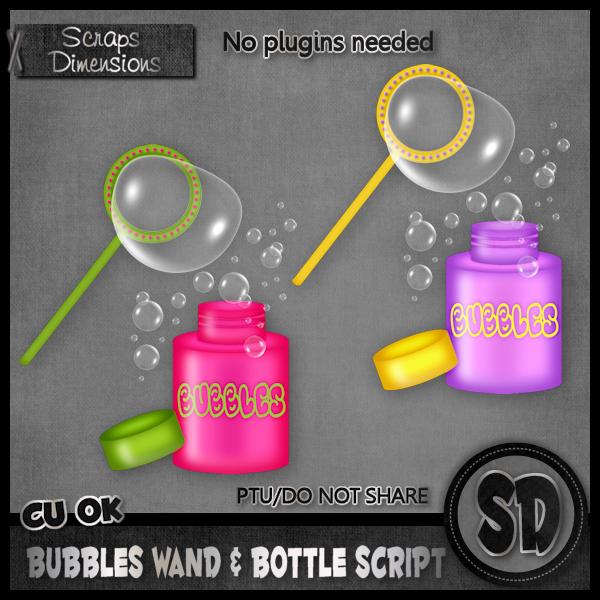 bubble bottle label template - scraps dimensions bubbles wand bottle script templates