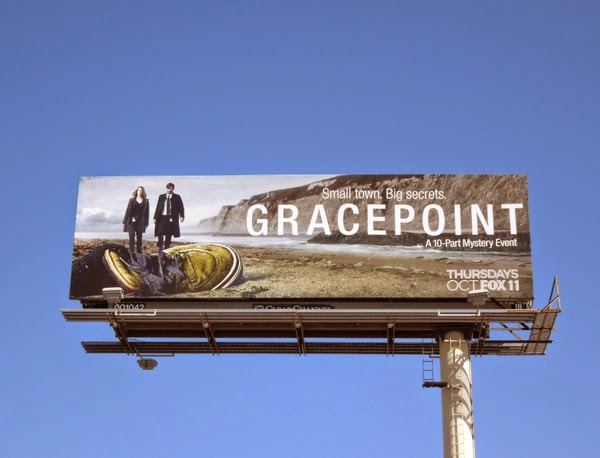 Gracepoint series premiere fox billboard