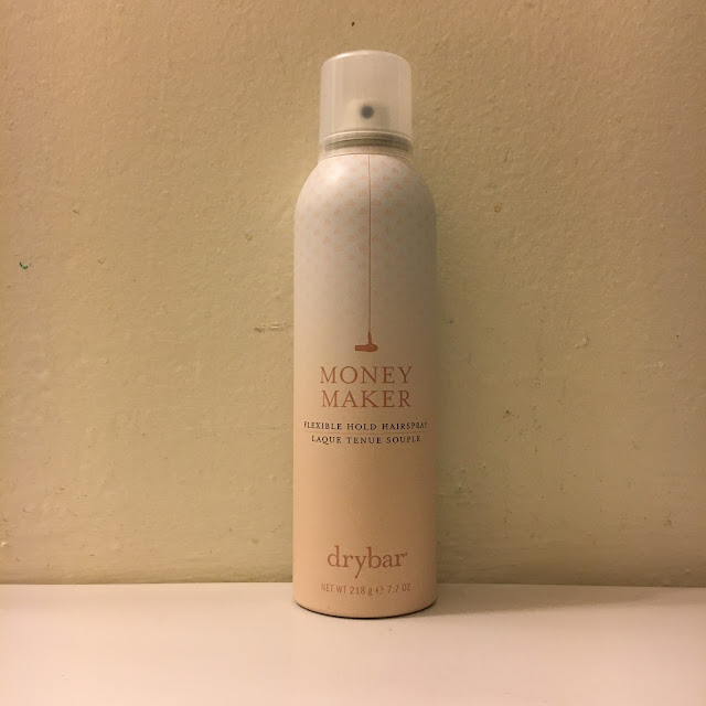 Drybar, Drybar Money Maker Flexible Hold Hairspray, travel size, full size, hairspray, hair products, hair treatment, Sephora