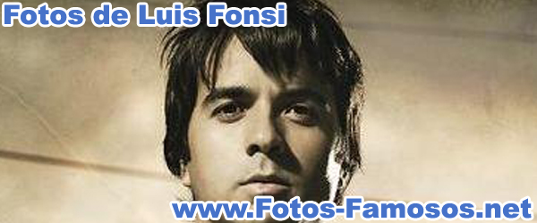 Fotos de Luis Fonsi