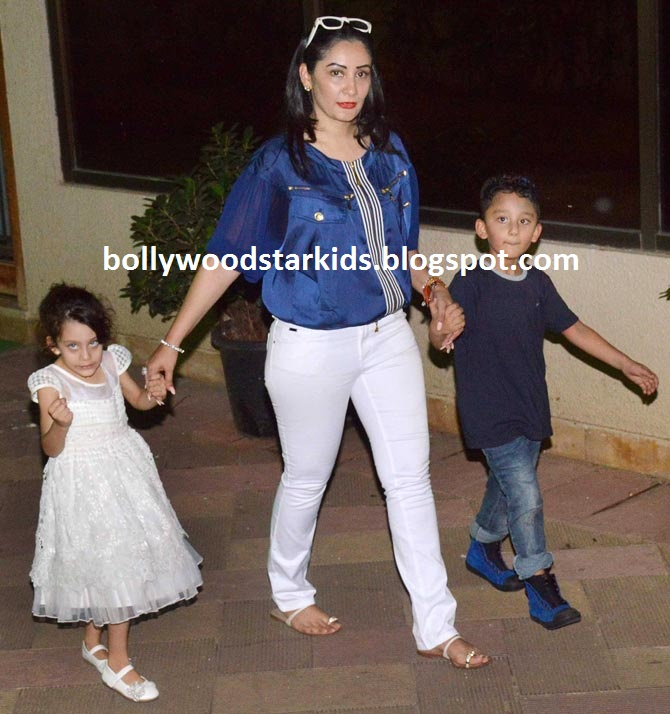Bollywood Star Kids: Sanjay Dutt's Twins Iqra and Shahraan