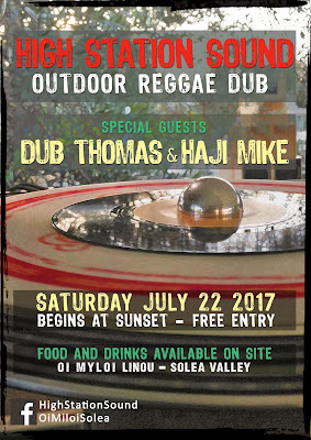 High Station Sound meets Dub Thomas & Haji Mike // Dubophonic