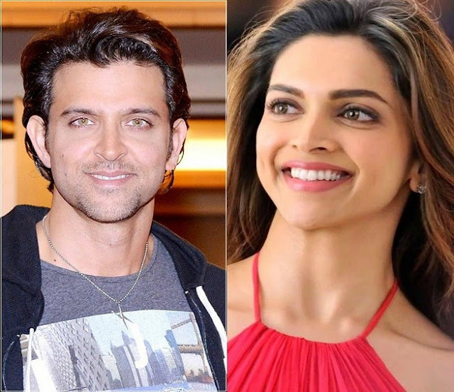 Is Hrithik Roshan to romance Deepika Padukone in Kabir Khan's next movie?