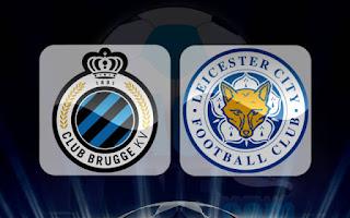 Prediksi Skor Leicester City vs Club Brugge 23 November 2016