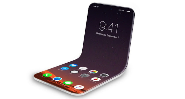 The foldable screen iPhone, a reality in the making?