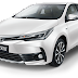 Warna Toyota New Corolla Altis 2017