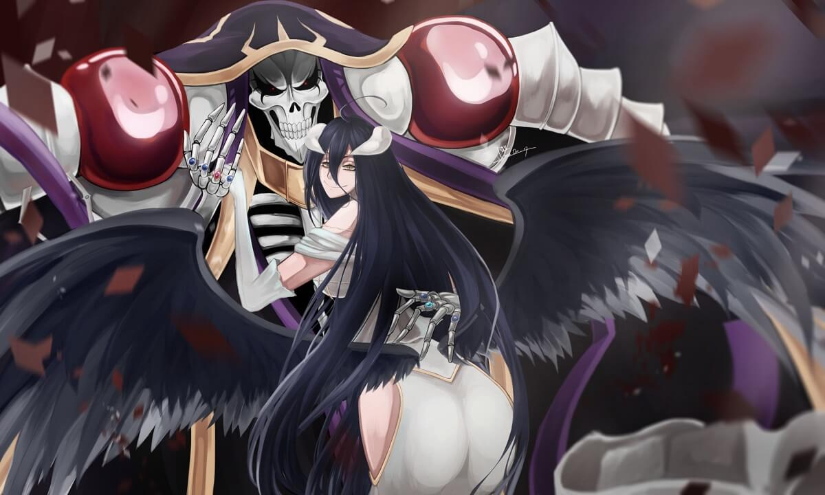 Overlord [BD] Sub Indo : Episode 1-13 END