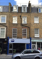 Colour photo of Progressive Tours, 12 Porchester Place, London W2