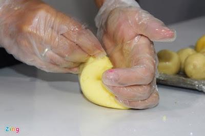 làm bánh Trung thu lạnh, Cách làm bánh Trung thu lạnh ngon như ở Singapore
