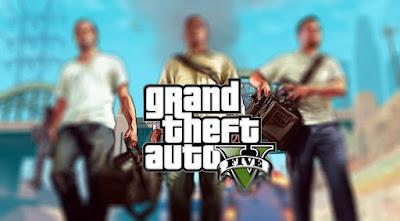 تحميل لعبة GTA V +  التفعيل و رابط يدعم الإستكمال تورنت