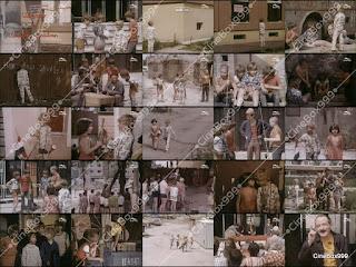 Каникулы на пустынной улице / Vakáció a halott utcában. 1978.