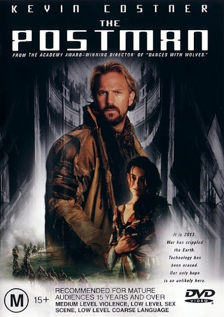 THE POSTMAN คนแผ่นดินเดือด HD 2013