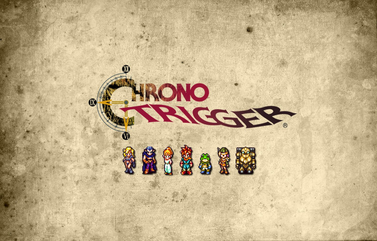 Chrono Trigger Wallpaper This Wallpapers
