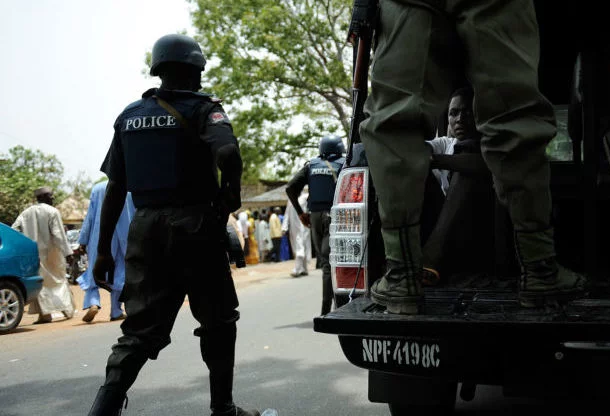 Police in Osun confirm release of two kidnapped FRSC officials