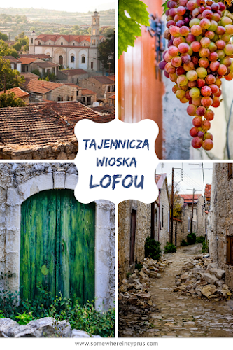 Tajemnicza wioska Lofou