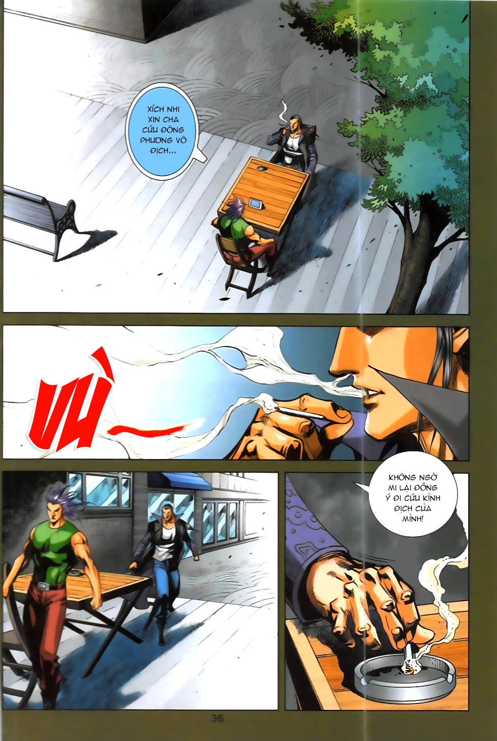 Hoàng Giả Chi Lộ Chap 10.2 - Next Chap 11