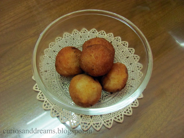 Cheese Balls Recipe